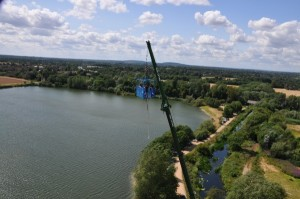Bungee Jump Bray Lake Windsor